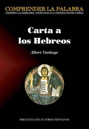 CARTA A LOS HEBREOS
