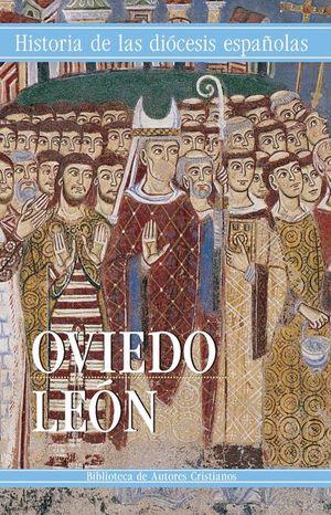 OVIEDO LEON (HISTORIA DE LAS DIOCESIS ESPAÑOLAS 17