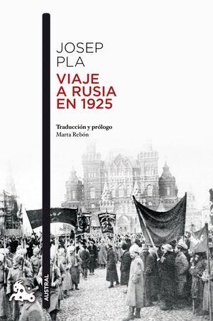 VIAJE A RUSIA EN 1925