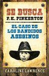 SE BUSCA P.K. PINKERTON