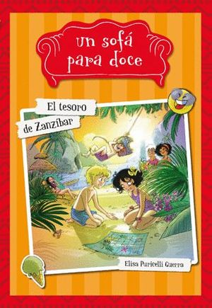 EL TESORO DE ZANZIBAR - UN SOFÁ PARA DOCE 6