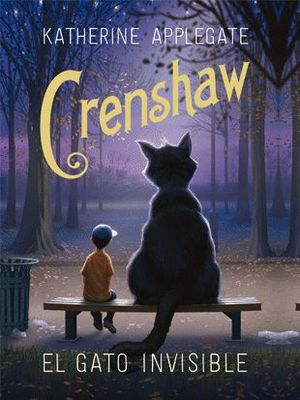 CRENSHAW. EL GATO INVISIBLE