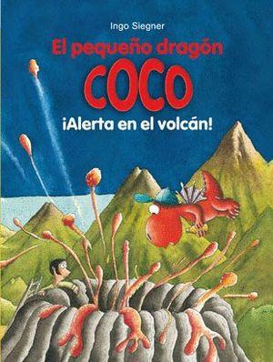 EL PEQUEÑO DRAGON COCO. ALERTA EN EL VOLCAN!