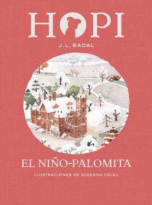 EL NIÑO-PALOMITA - HOPI 8