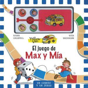 EL JUEGO DE MAX Y MIA