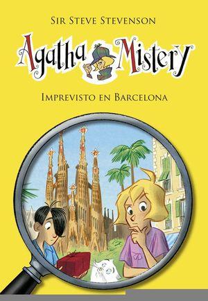IMPREVISTO EN BARCELONA - AGATHA MISTERY 26