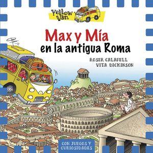 MAX Y MIA EN LA ANTIGUA ROMA - YELLOW VAN 12