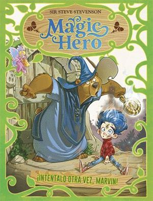 INTENTALO OTRA VEZ, MARVIN - MAGIC HERO 1
