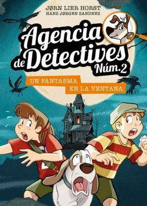 UN FANTASMA EN LA VENTANA - AGENCIA DE DETECTIVES NUM. 2 - 10