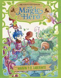 MARVIN Y EL LABERINTO 5 MAGIC HERO