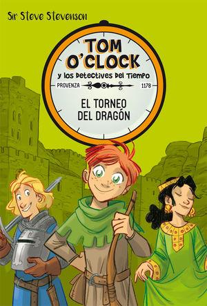 EL TORNEO DEL DRAGÓN. TOM O'CLOCK 7