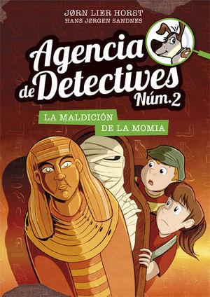 LA MALDICION DE LA MOMIA. AGENCIA DE DETECTIVES NUM. 2 12