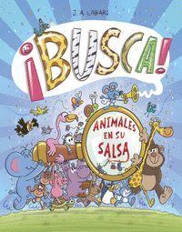 BUSCA! ANIMALES EN SU SALSA