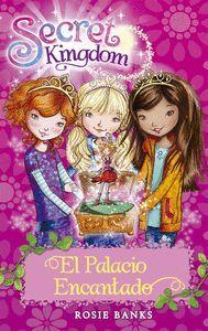 EL PALACIO ENCANTADO 1 SECRET KINGDOM (+MASCARILLA)