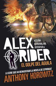 EL GOLPE DEL AGUILA. ALEX RIDER 4