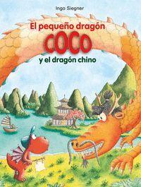 EL PEQUEÑO DRAGON COCO Y EL DRAGON CHINO