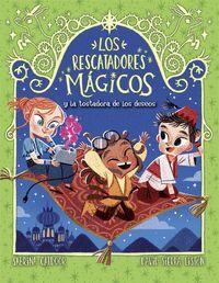 LOS RESCATADORES MAGICOS 9  LA TOSTADORA DE LOS DESEOS