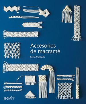 ACCESORIOS DE MACRAME