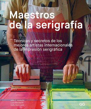MAESTROS DE LA SERIGRAFÍA