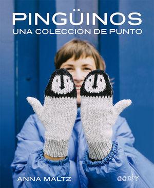 PINGUINOS. UNA COLECCIÓN DE PUNTO