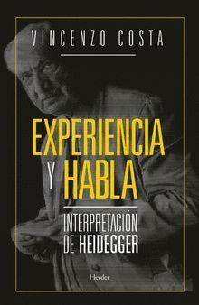 EXPRERIENCIA Y HABLA