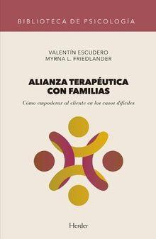 ALIANZA TERAPE�UTICA CON FAMILIAS