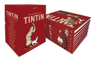 TINTÍN BOX. LA COLECCIÓN COMPLETA