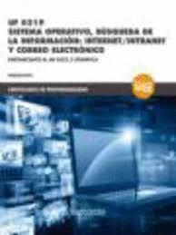 SISTEMA OPERATIVO, BUSQUEDA DE LA INFORMACION: INTERNET/INTRANET Y CORREO ELECTRÓNICO