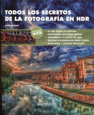 TODOS LOS SECRETOS DE LA FOTOGRAFIA EN HDR