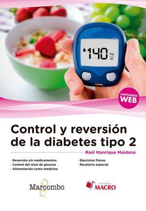 CONTROL Y REVERSION DE LA DIABETES TIPO 2