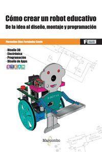 COMO CREAR UN ROBOT EDUCATIVO