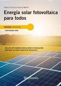ENERGIA SOLAR FOTOVOLTAICA PARA TODOS