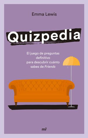 FRIENDS QUIZPEDIA