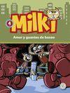 AMOR Y GUANTES DE BOXEO. MILKI