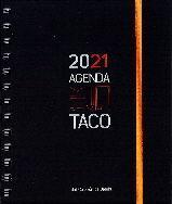 AGENDA TACO 2021 (NARANJA)