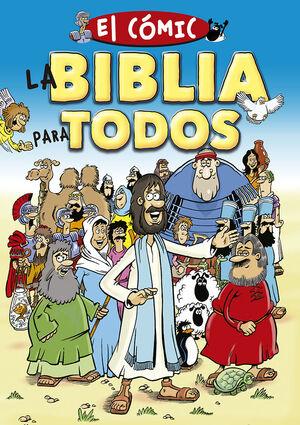 LA BIBLIA PARA TODOS. COMIC