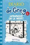 DIARIO DE GREG 6. ATRAPADOS EN LA NIEVE