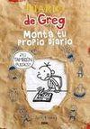 DIARIO DE GREG. MONTA TU PROPIO DIARIO!
