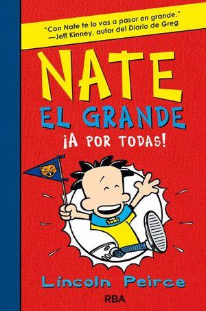 NATE EL GRANDE 4. ¡A POR TODAS! + PUZLE