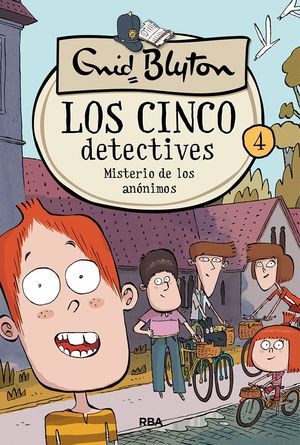 LOS CINCO DETECTIVES 4