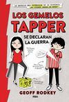 GEMELOS TAPPER SE DECLARAN LA GUERRA, LOS