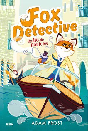 UN LIO DE NARICES - FOX DETECTIVE 2