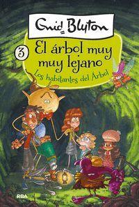 EL ÁRBOL MUY MUY LEJANO 3 LOS HABITANTES DEL ARBOL LEJANO