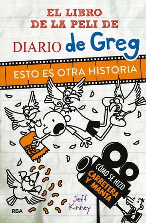 EL LIBRO DE LA PELI  DE DIARIO DE GREG. ESTO ES OTRA HISTORIA.