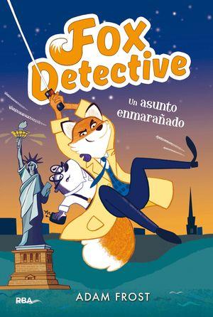 UN ASUNTO ENMARAÑADO - FOX DETECTIVE 3