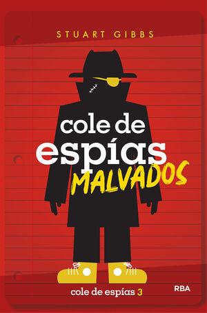 COLE DE ESPIAS 3 MALVADOS