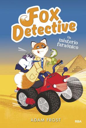 UN MISTERIO FARAONICO - FOX DETECTIVE 6