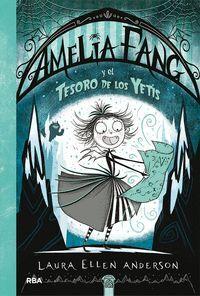 AMELIA FANG Y EL TESORO DE LOS YETIS 5