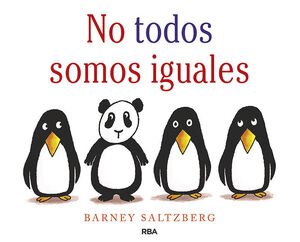 NO TODOS SOMOS IGUALES