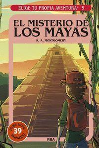 EL MISTERIO DE LOS MAYAS 5 ELIGE TU PROPIA AVENTURA 5